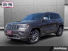 2018_Jeep_Grand Cherokee_Limited_ Roseville CA
