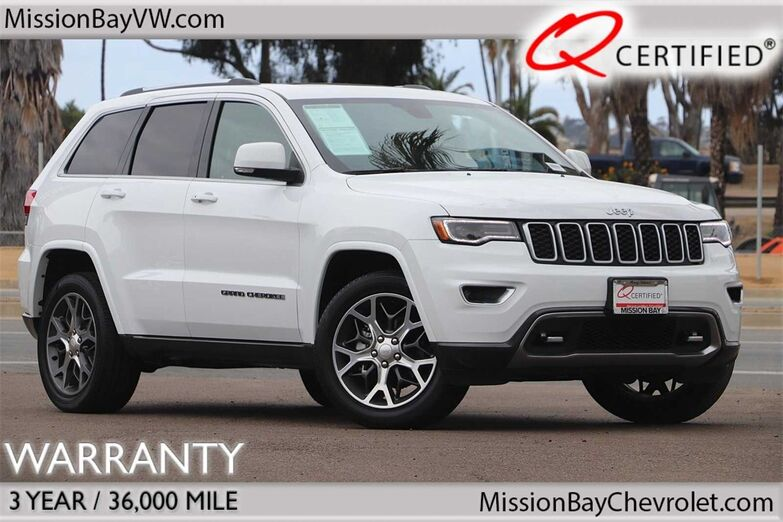 2018 Jeep Grand Cherokee Limited STERLING EDITION San Diego CA