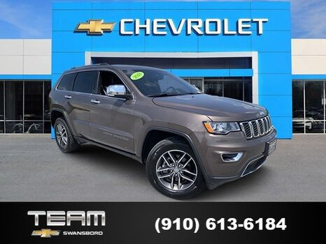 2018_Jeep_Grand Cherokee_Limited_ Salisbury NC