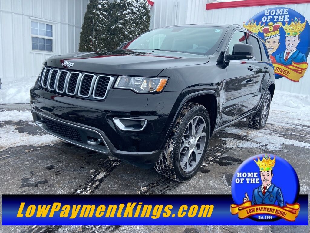 2018 Jeep Grand Cherokee Limited Shelby OH