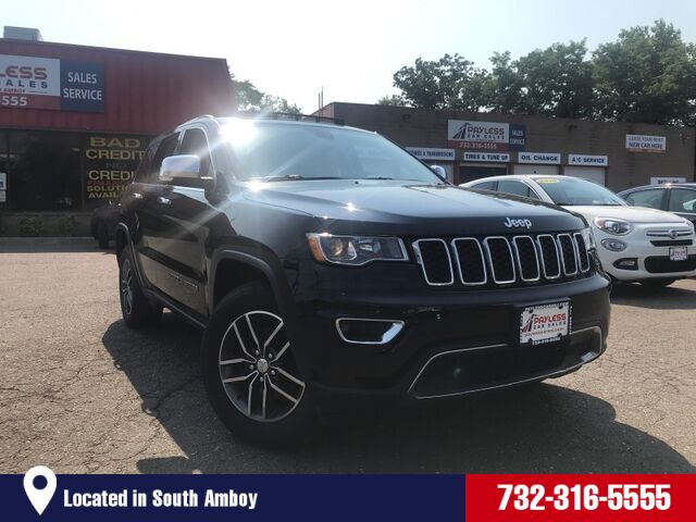 2018 Jeep Grand Cherokee Limited South Amboy NJ