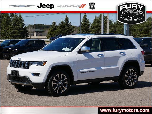 2018 Jeep Grand Cherokee Limited Oak Park Heights MN