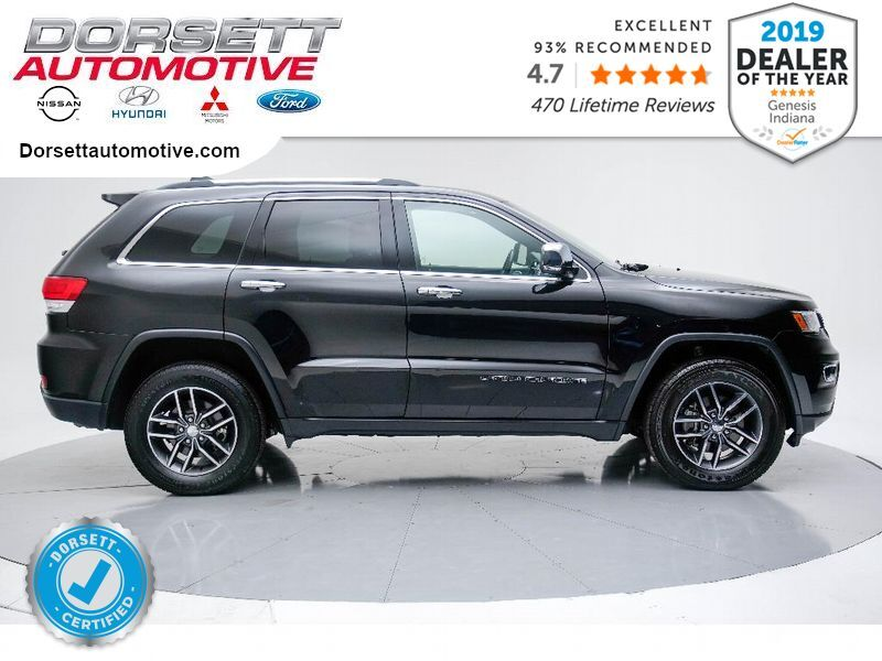 2018 Jeep Grand Cherokee Limited Terre Haute IN