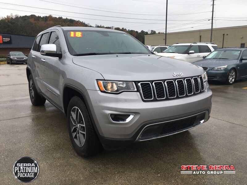 2018 Jeep Grand Cherokee Limited Trussville AL