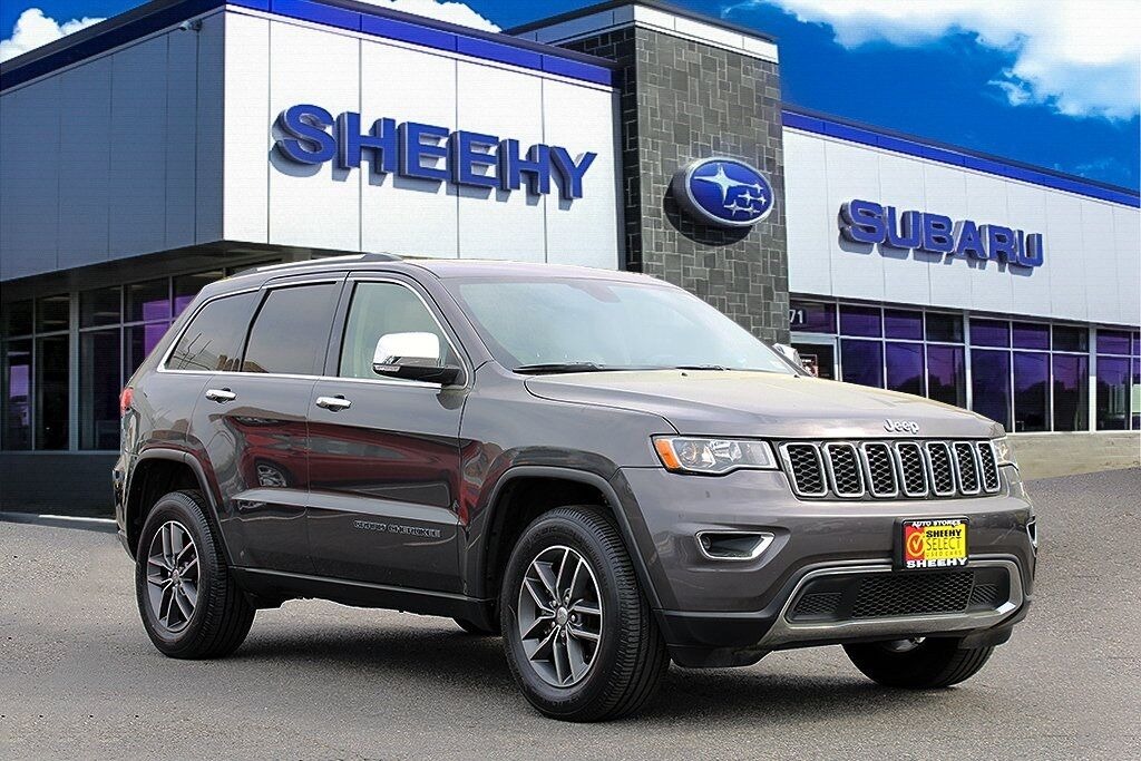 2018 Jeep Grand Cherokee Limited Springfield VA