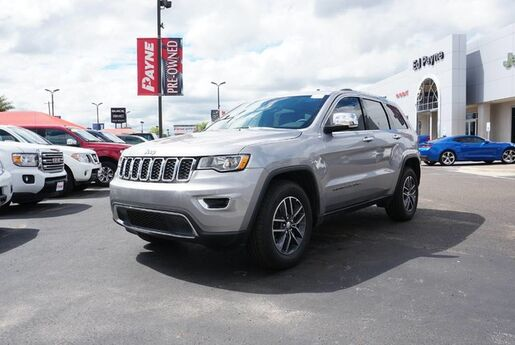 2018 Jeep Grand Cherokee Limited Weslaco TX