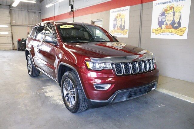 2018 Jeep Grand Cherokee Limited Davenport FL