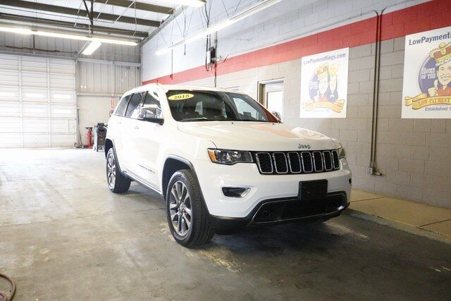 2018 Jeep Grand Cherokee Limited Winter Haven FL