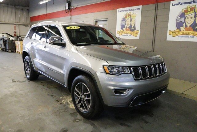 2018 Jeep Grand Cherokee Limited Lake Wales FL