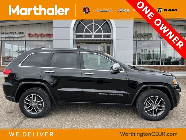2018 Jeep Grand Cherokee Limited Worthington MN