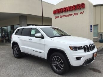 2018_Jeep_Grand Cherokee_Limited_ Cape Girardeau