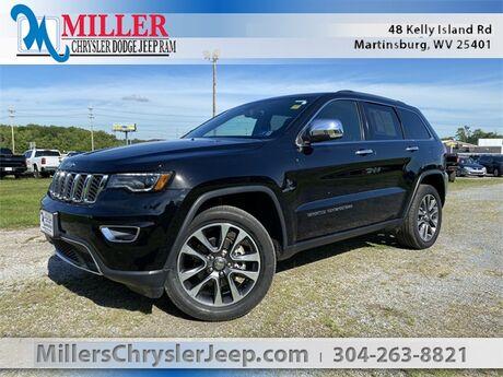 2018 Jeep Grand Cherokee Limited Martinsburg