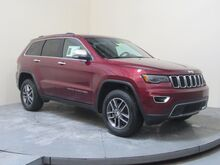 2018_Jeep_Grand Cherokee_Limited_ Mansfield OH