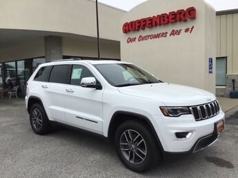 2018_Jeep_Grand Cherokee_Limited_ Cape Girardeau
