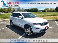 2018_Jeep_Grand Cherokee_Limited_ Martinsburg
