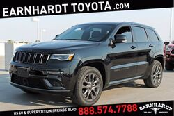 Jeep Grand Cherokee Overland 4WD *1-OWNER!* 2018