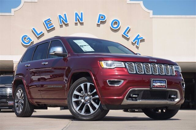 2018 Jeep Grand Cherokee Overland Gainesville TX