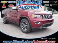 2018 Jeep Grand Cherokee Overland Miami Lakes FL