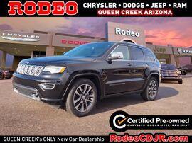 2018_Jeep_Grand Cherokee_Overland_ Phoenix AZ