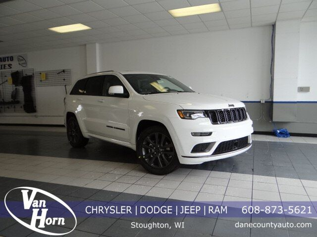 2018 Jeep Grand Cherokee Overland Plymouth WI