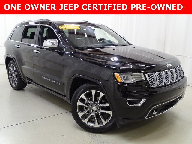 2018 Jeep Grand Cherokee Overland Raleigh NC