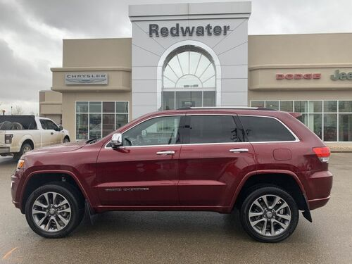 2018_Jeep_Grand Cherokee_Overland_ Redwater AB