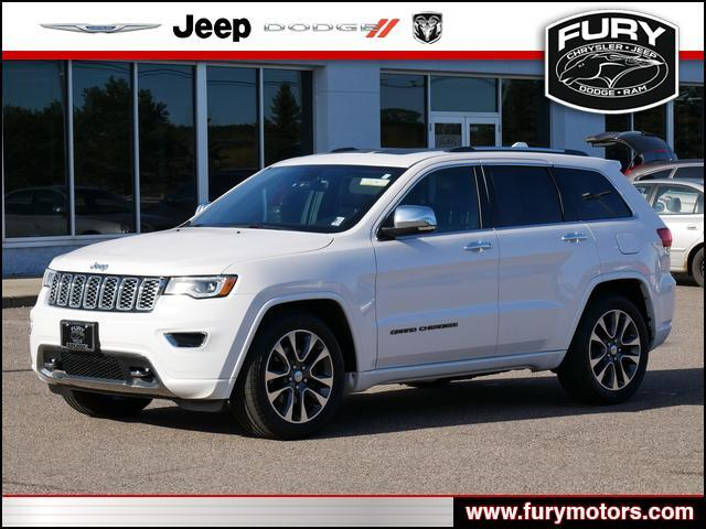 2018 Jeep Grand Cherokee Overland Oak Park Heights MN