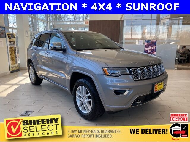 2018 Jeep Grand Cherokee Overland Chantilly VA
