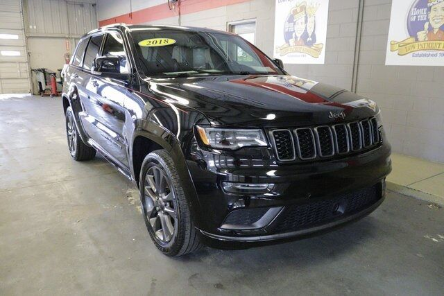 2018 Jeep Grand Cherokee Overland Winter Haven FL