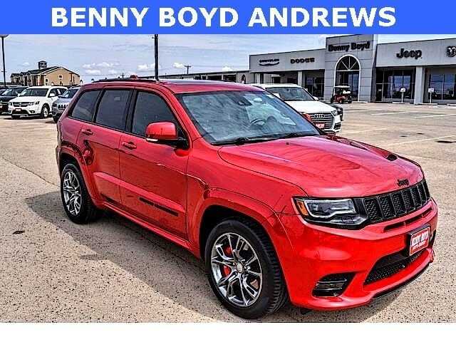 2018 Jeep Grand Cherokee SRT Andrews TX