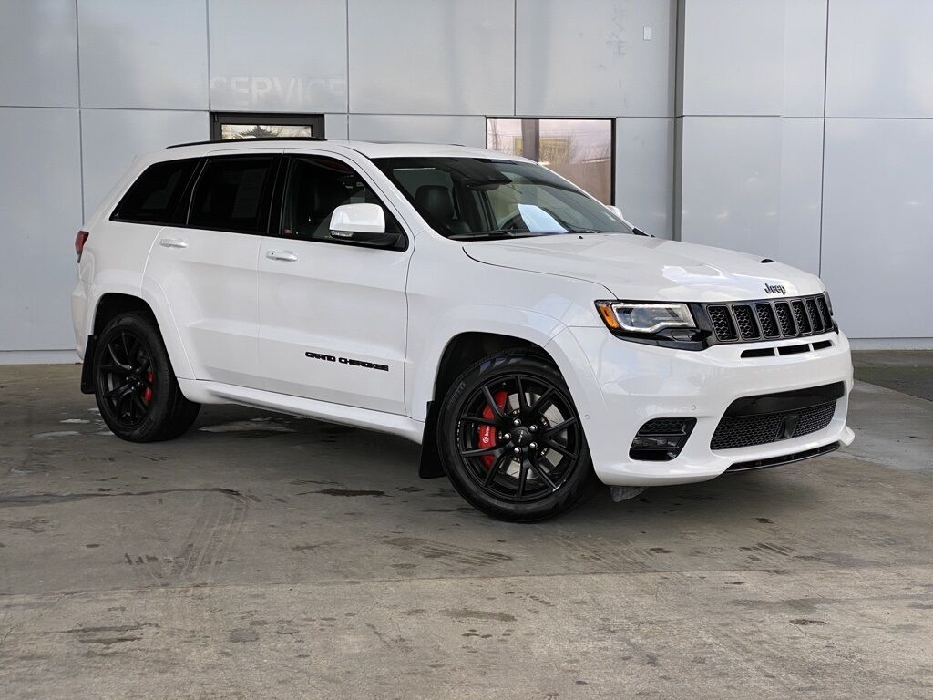2018 Jeep Grand Cherokee SRT Milwaukie OR
