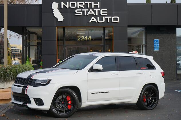 2018_Jeep_Grand Cherokee_SRT_ Walnut Creek CA
