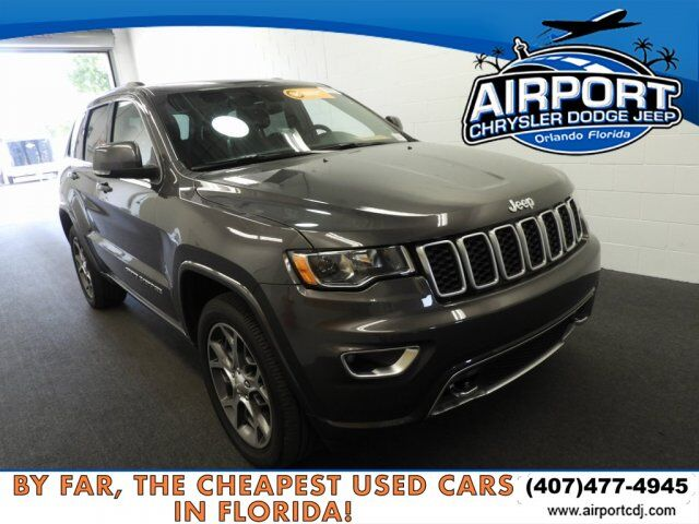 2018 Jeep Grand Cherokee Sterling Edition  FL