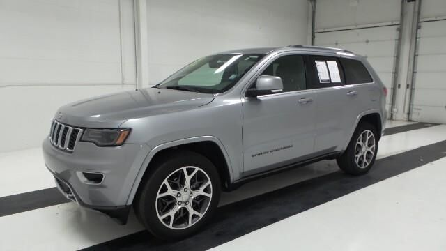 2018 Jeep Grand Cherokee Sterling Edition 4x4 Topeka KS