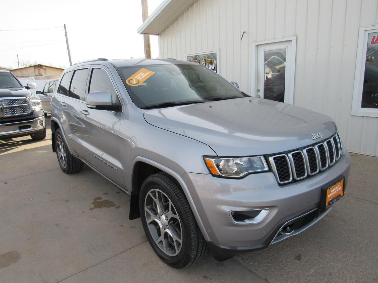 2018 Jeep Grand Cherokee Sterling Edition Beatrice NE