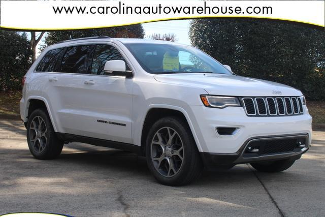 2018 Jeep Grand Cherokee Sterling Edition Concord NC