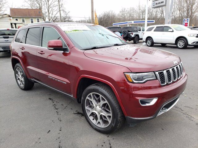 2018 Jeep Grand Cherokee Sterling Edition HAMBURG PA