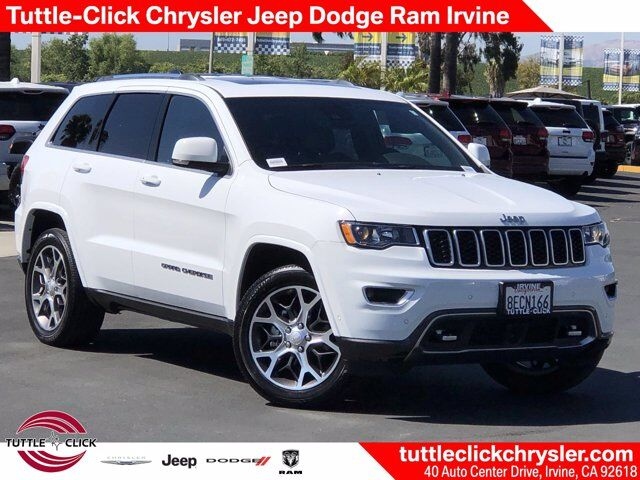 2018 Jeep Grand Cherokee Sterling Edition Irvine CA