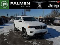 Jeep Grand Cherokee Sterling Edition 2018