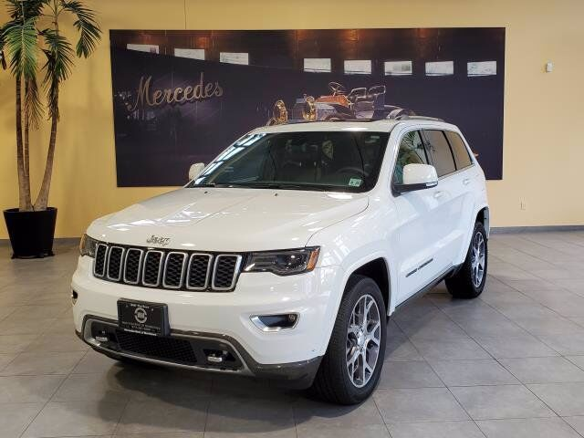 2018 Jeep Grand Cherokee Sterling Edition Morristown NJ