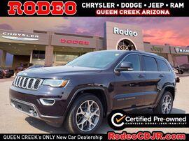 2018_Jeep_Grand Cherokee_Sterling Edition_ Phoenix AZ