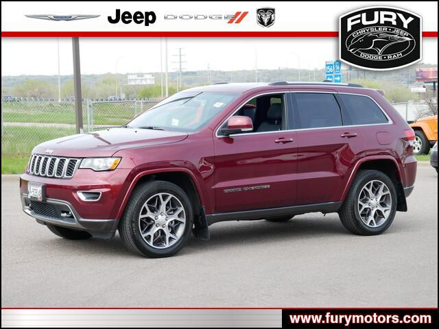 2018 Jeep Grand Cherokee Sterling Edition St. Paul MN