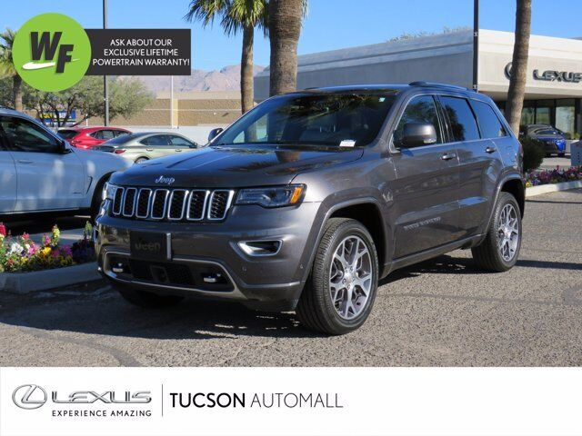 2018 Jeep Grand Cherokee Sterling Edition Tucson AZ