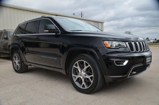 2018 Jeep Grand Cherokee Sterling Edition Wylie TX