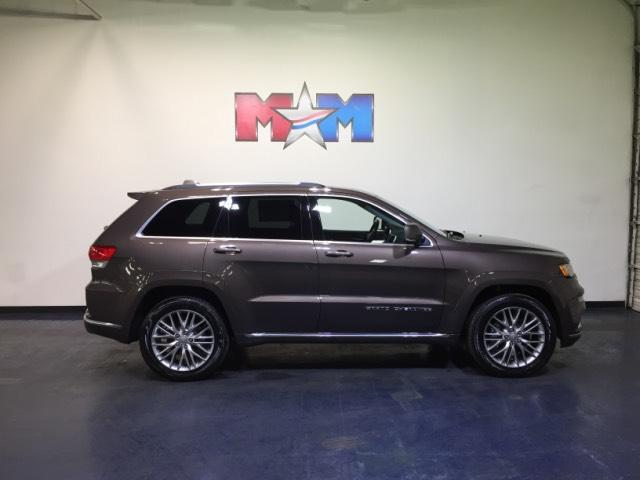 2018 Jeep Grand Cherokee Summit 4x4 Christiansburg VA