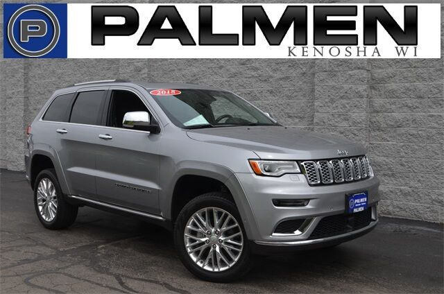 2018 Jeep Grand Cherokee Summit Kenosha WI