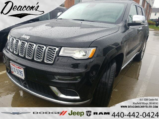 2018 Jeep Grand Cherokee Summit Mayfield Village OH