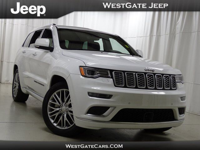 2018 Jeep Grand Cherokee Summit Raleigh NC