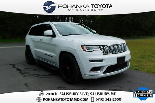 2018_Jeep_Grand Cherokee_Summit_ Salisbury MD