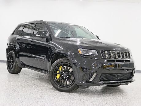 2018 Jeep Grand Cherokee Trackhawk 1 Owner Florida Car Rear TV's Leather Pano Nav Fully Loaded MSRP $100,115 Hickory Hills IL